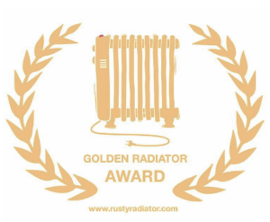golden radiator award